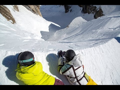 Corbet's Couloir – A day on the Edge