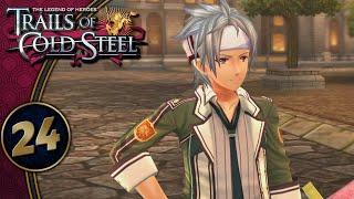 Trails Of Cold Steel | Crow Moments | Part 24 (PS4, Let's Play, Replay)