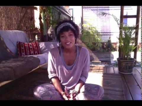 Diosa Hayya Zarah Boden Yin Yang Yoga Retreat Youtube