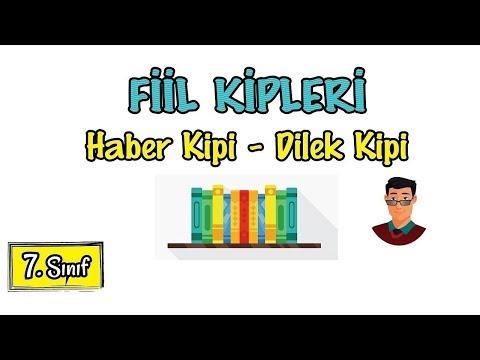 Fiil Kipleri / Haber Kipi - Dilek Kipi / 7. Sınıf