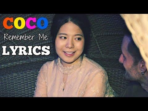 Remember Me (COCO Theme Song) LYRIC VIDEO - David DiMuzio feat. Sasa