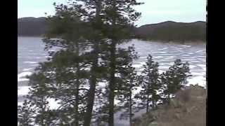 Black Hills Lakes   Pactola Reservoir South Dakota