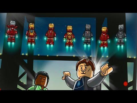 TGC | LEGO Marvel's Avengers#IRON MAN 3 :: เลโก้ โทนี่ สตาร์ค !! [เนื้อเรื่อง Iron Man 3]