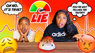 FAMILY LIE DETECTOR TEST CHALLENGE (GONE WRONG)