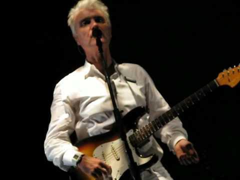 David Byrne 'Feel my Stuff'