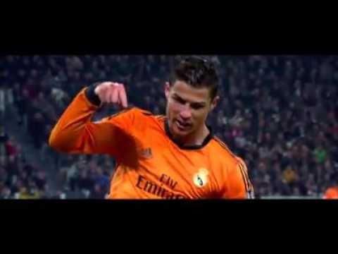 Homenagem do Real Madrid para Cristiano Ronaldo