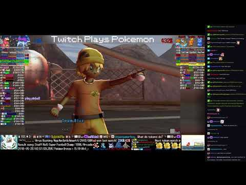Twitch Plays Pokémon Battle Revolution - Matches #117763 and #117764