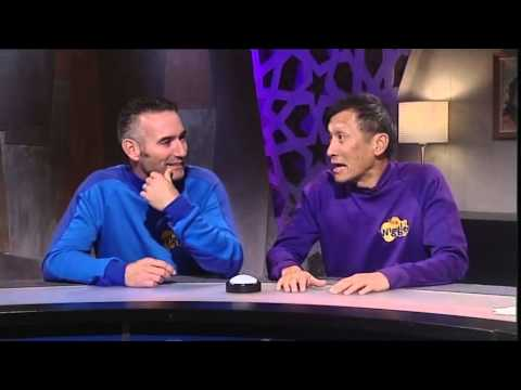 The Wiggles Quiz (The Merrick & Rosso Show)