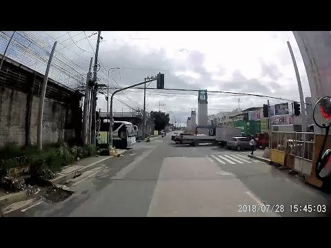 Traffic na makipot pa! 10-70 at San Jose, Navotas, 3rd Alarm (28 July 2018)