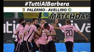 #Matchday: alle 15 Palermo-Avellino