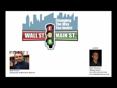 Chris Marchese: US Economy Violently Contracting