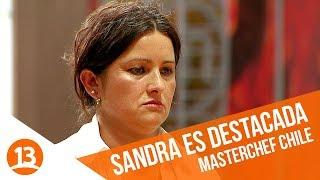 El destacado plato de Sandra   MasterChef Chile   Capítulo 4