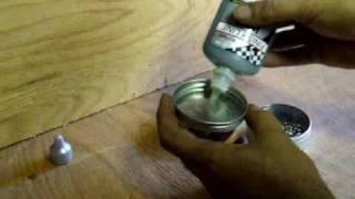 Lubricating Airgun Pellets