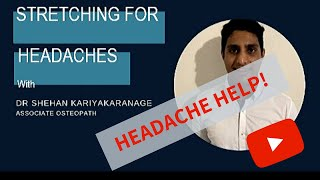 Edited headache vid
