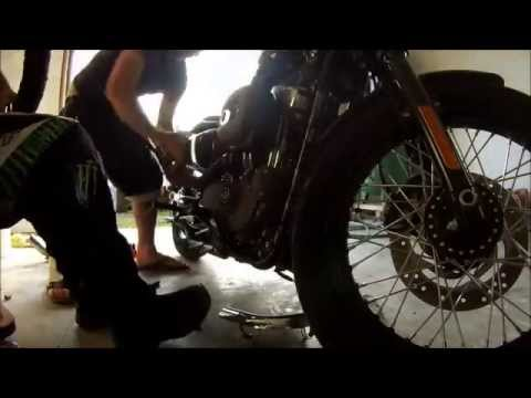 How to Wrap Harley-Davidson Motorcycle Exhaust Pipes