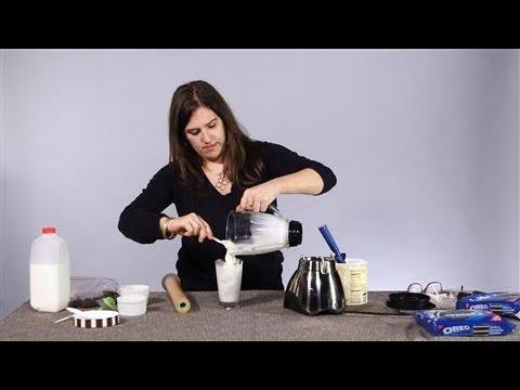 How To Make A Homemade McFlurry
