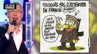 Le FLOP TEN hommage à Charlie Hebdo et aux dessinateurs 10 janvier 2015 - On n