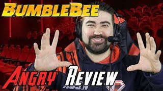 Bumblebee Angry Movie Review