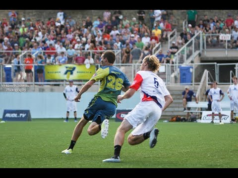 Full Game: Dallas Roughnecks at Madison Radicals — Week 10 — AUDL Game of the Week