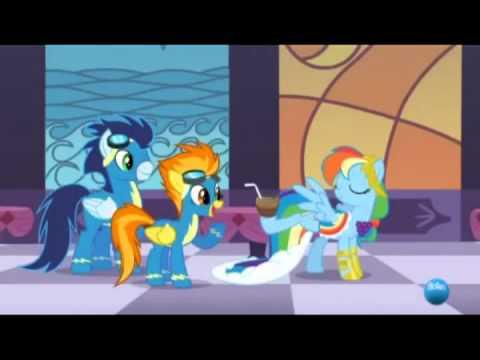 My Little Pony Friendship is Magic  El baile de los ponis  YouTube