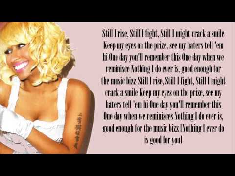 Nicki Minaj  Still I Rise Lyrics