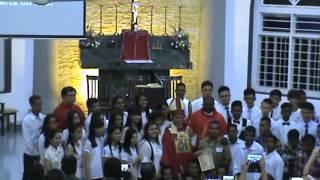 麻坡圣安德肋天主教堂主保庆典 礼程咏:Shine Jesus