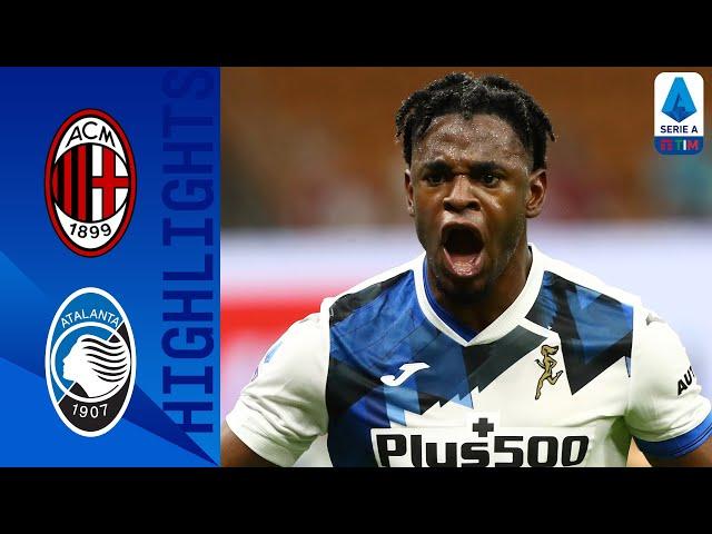 Milan 0-3 Atalanta | La Dea chiude dominando il girone d'andata | Serie A TIM