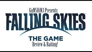 Is Falling Skies Worth Buying? Falling Skies: The Game Review