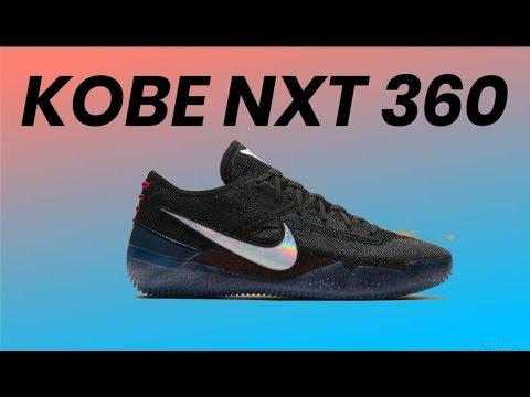 aaf33dced9ed Nike Kobe AD NXT 360