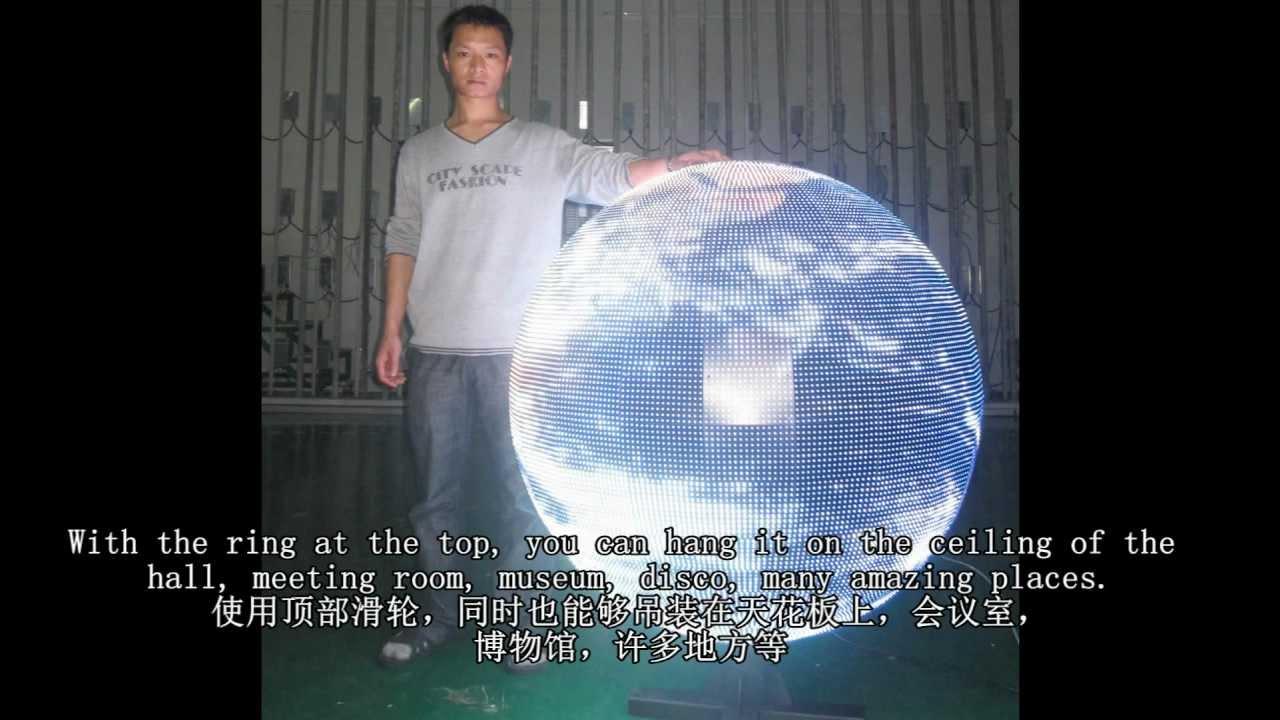 Sphere Infinity Mirror