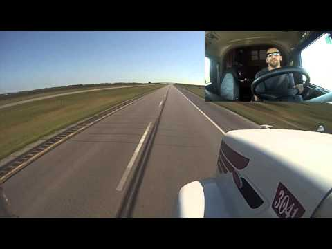 Trucking thru North Dakota - August 2013