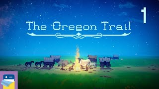 The Oregon Trail: iOS Apple Arcade Gameplay Walkthrough Part 1 (by Gameloft)