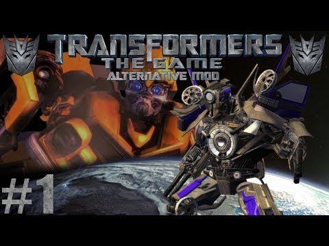 ALTERNATIVE CAMPAIGN | Transformers The Game: Alternative Mod #1