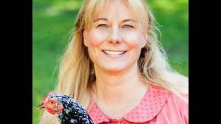 Lisa Steele on Gardening with Chickens