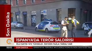 Başbakan, İspanya'daki terör saldırısıyla ilgili