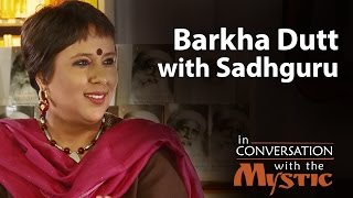 Barkha Dutt with Sadhguru - In Conversation with the Mystic
