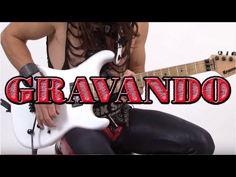 Guitarristas: Gravando seu video e audio com qualidade.