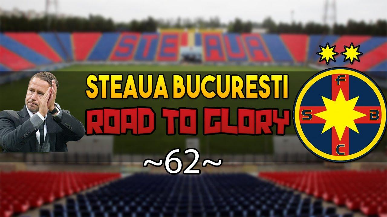 FIFA ROMANIA Liga 1 F.C. Steaua Bucuresti - | Reghe vs Sumudica | - Episodul 62