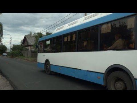 Видео В Ярославле автобусную остановку спроектировали прямо у входа в частный дом