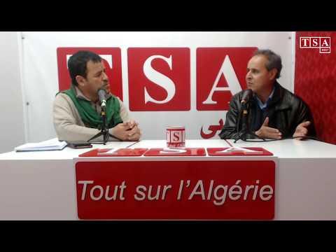 TSA DIRECT : Messaoud Boudiba, Porte-parole du CNAPESTE