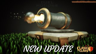 NEW UPDATE OF COC BUILDER BASE LVL8 AND WALL RING😱😱😱😱🍬👍