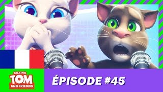 Talking Tom and Friends -  Echange de voix (Épisode 45)