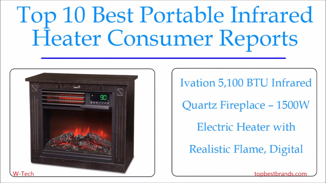 How To Find The Best Portable Infrared Heater Consumer