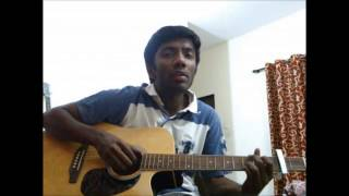 Cadbury Dairy Milk Silk Guitar Cover