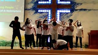 Gospel (creation, fall & redemption) #TICM #SMCyp #DanceDrama