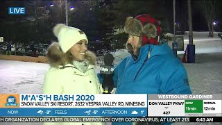 Nicole LIVE at Snow Valley Ski Resort – M*A*S*H Bash 2020 (1 of 4)