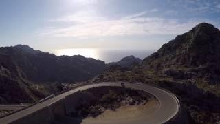 DJI Phantom 2 Drone Flight in Mallorca / Majorca