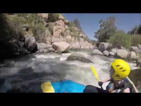 2015 Peru Arequipa Rafting Rio Chili GoPro