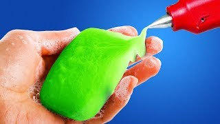 25 CRAZY COOL SOAP HACKS