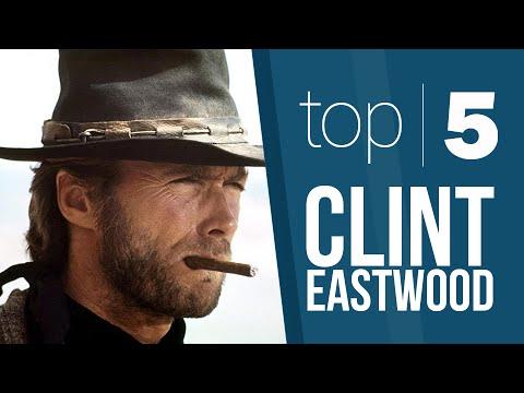 5 Melhores Momentos De Clint Eastwood Youtube